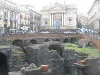 Piazza Stesicoro - Anfiteatro Romano -  Ottobre 2009   - Catania (4470 clic)