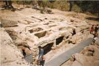 Valle dei templi - Necropoli Paleocristiana  - Agrigento (6929 clic)
