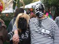 Carnevale  di Acireale 2007 - Maschere anonime  - Acireale (4009 clic)