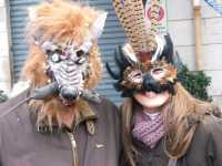 Carnevale  di Acireale 2007 - Maschere anonime  - Acireale (4765 clic)