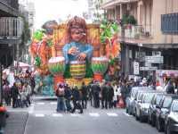 Carnevale di Acireale - Febbraio 2007 -  ( Sfilata carri  )   - Acireale (5670 clic)