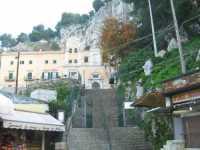 Monte Pellegrino - Santuario di S. Rosalia - Novembre 2009 PALERMO Alfredo Principe