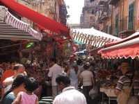 Palermo - Mercato di Ballarò -  - Palermo (6260 clic)