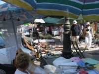 Piazza Marina - Mercatino dell'usato - PALERMO Alfredo Principe