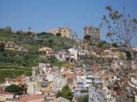 Vista del castello e della Matrice  - Paternò (3942 clic)