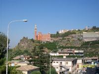 Paternò  Vista del Santuario    - Paternò (5147 clic)
