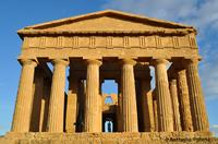 Tempio della Concordia   - Agrigento (3991 clic)