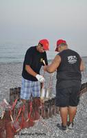 Preparazione  fuochi pirotecnici   - Nizza di sicilia (4096 clic)