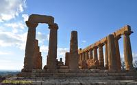 Tempio di Era Lacinia (Giunone)   - Agrigento (4817 clic)