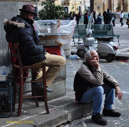 Il venditore di zucchero filato - SCORDIA - inserita il 08-Jan-11