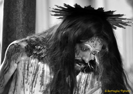Volto Cristo alla colonna  - ADRANO - inserita il 12-Jan-11