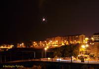 Luci notturne su Adrano (3809 clic)