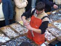 Al mercato del pesce  - Catania (5337 clic)
