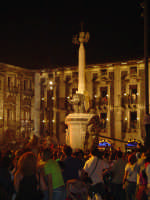 Catania Piazza Duomo  - Catania (2107 clic)