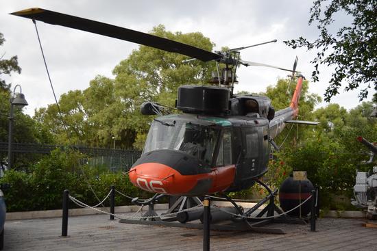 Museo della piattaforma elicottero AB 212 ASW 7-06 - Augusta - inserita il 19-Oct-15