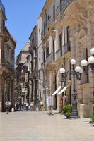 ortigia piazza duomo  - Siracusa (1279 clic)