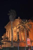 teatro massimo  nel periodo natalizio PALERMO Sandra Fiore