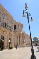 ortigia piazza duomo  - Siracusa (1444 clic)