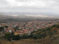 vista panoramica  - Camporeale (5398 clic)
