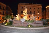 piazza archimede   isola di ortigia   - Siracusa (1401 clic)