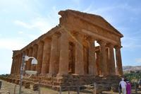 Tempio della concordia   - Valle dei templi (1275 clic)