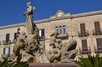 ortigia piazza archimede  - Siracusa (1442 clic)