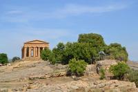 Tempio della concordia   - Valle dei templi (1228 clic)