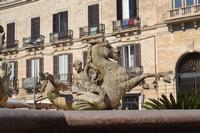 ortigia piazza archimede  - Siracusa (1441 clic)