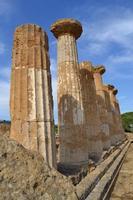 Tempio di Ercole   - Valle dei templi (1422 clic)