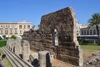 ortigia tempio di apollo  - Siracusa (1325 clic)