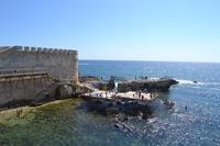 ortigia  solarium al porto piccolo    - Siracusa (2768 clic)