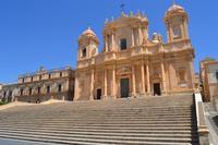 cattedrale barocca   - Noto (1871 clic)