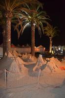 sculture di sabbia   - San vito lo capo (1108 clic)