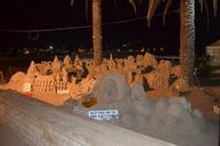 sculture di sabbia   - San vito lo capo (1164 clic)
