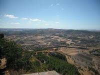 panorama visto da enna  - Enna (3301 clic)