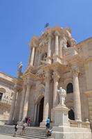 ortigia  duomo  - Siracusa (1285 clic)