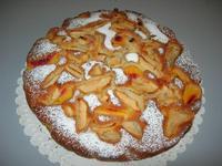 torta alle mele e nocepesca della sig.ra Antonina Asaro - 16 settembre 2010   - Castellammare del golfo (2803 clic)