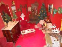 la casa di Babbo Natale - 4 dicembre 2010   - Caltagirone (1957 clic)