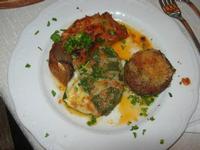 antipasto rustico: funghi, zucchine e melanzane ripieni - Busith - 1 novembre 2010  - Buseto palizzolo (3060 clic)