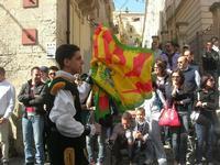 Infiorata 2010 - Corteo Barocco - 16 maggio 2010  - Noto (2469 clic)