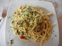 pasta finocchietto e sarde - La Perla - 4 settembre 2011  - Marausa lido (1038 clic)