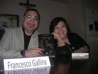 Presentazione del Connubio RizzoMani - Parole in Musica - Francesco Gallina e Donatella Piras - presso la Sala Convegni dell'Istituto Suore Francescane S. Chiara - 24 aprile 2010  - Corleone (3893 clic)