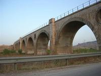 arcate ponte ferroviario - 18 agosto 2010  - Fulgatore (2896 clic)
