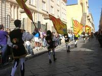 Infiorata 2010 - Corteo Barocco - 16 maggio 2010  - Noto (2748 clic)