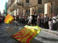 Infiorata 2010 - Corteo Barocco - 16 maggio 2010  - Noto (2623 clic)