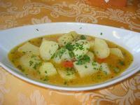 contorno di patate all'acqua pazza - La Cambusa - 3 aprile 2011  - Castellammare del golfo (1357 clic)