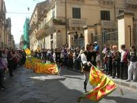 Infiorata 2010 - Corteo Barocco - 16 maggio 2010  - Noto (2663 clic)