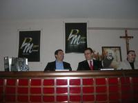 Presentazione del Connubio RizzoMani - Parole in Musica - Francesco Gallina e Donatella Piras - presso la Sala Convegni dell'Istituto Suore Francescane S. Chiara - 24 aprile 2010  - Corleone (3563 clic)