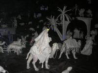 Il Presepe in Cotone - 4 dicembre 2010  - Caltagirone (1494 clic)