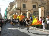 Infiorata 2010 - Corteo Barocco - 16 maggio 2010  - Noto (2628 clic)